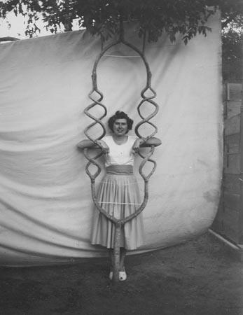 Wilma Erlanson 1950