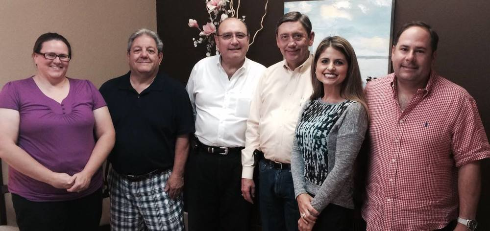 Liberty Hill Chamber of Commerce Board 2014