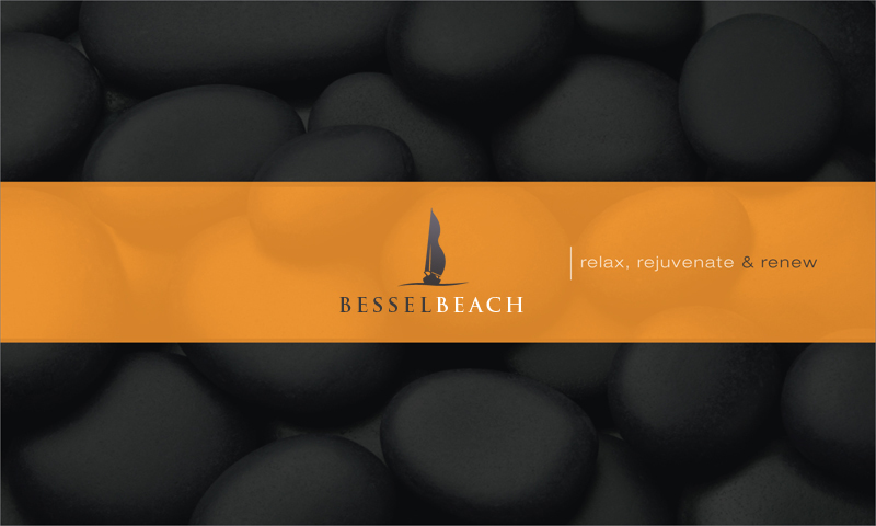 Bessel Beach brochure design