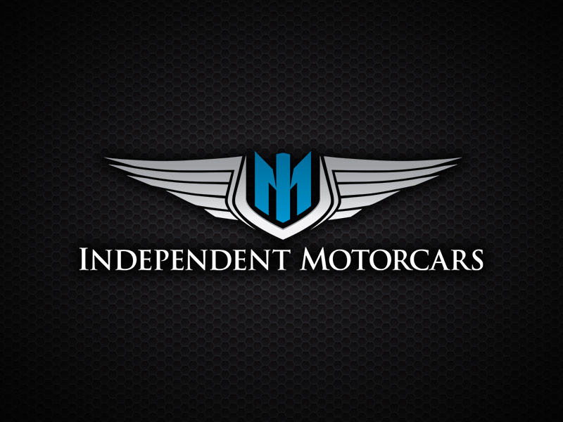 Independent Motorcars logo design