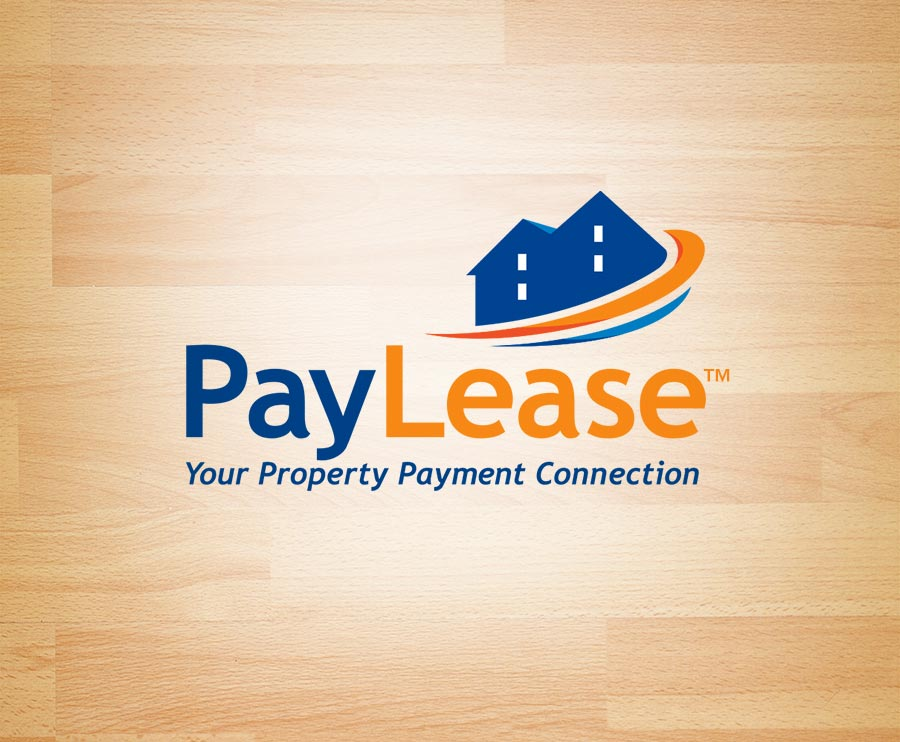 Paylease Real Estate logo design