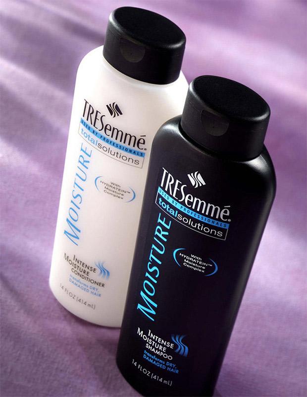 Copy of Copy of Copy of Tresemmé shampoo bottle design