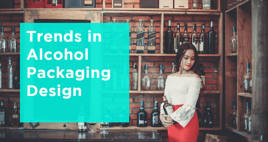 2018 Trends in Alcohol Packaging Design