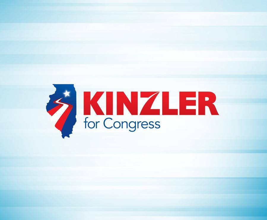 Kinzler logo design