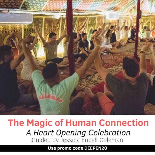 The Magic of Human Connection