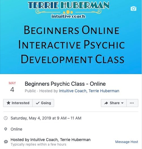 🔮🔮🔮GUYS🔮🔮🔮HERE IT IS! 👻 I've developed an ONLINE BEGINNERS PSYCHIC CLASS for y'all! 💫 It will be taught LIVE, with direction & guidance for continued support AFTER the class ends, too!🙌🏻 A series of 6 classes, remote & online, with direct access & practice& readings. Complete explanation & teachings  for a SAFE & INFORMATIVE experience for you to develop & build on your intuition.🙌🏻 click on 'GET TICKETS' on my profile @intuitivecoachterrie for details & class times. 🙌🏻 I'm so excited to guide you through this amazing experience 🤠😎🕺🏼🔮👻starting May4-June8. Early Bird sign up available!!!💫✊🏻🙌🏻