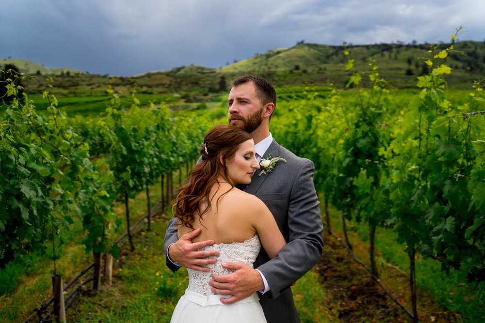 Lake Chelan Winery Wedding by Brandon Patoc Photography