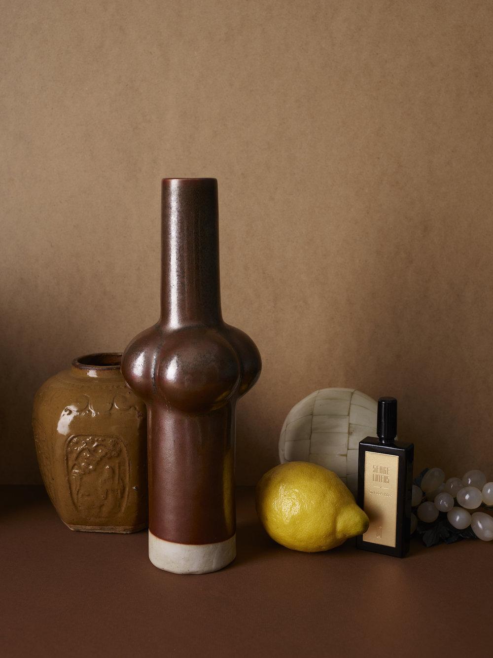 Parfyme: SERGE LAUTENS / Heaven ScentVintage Keramik: Rydeng Oslo