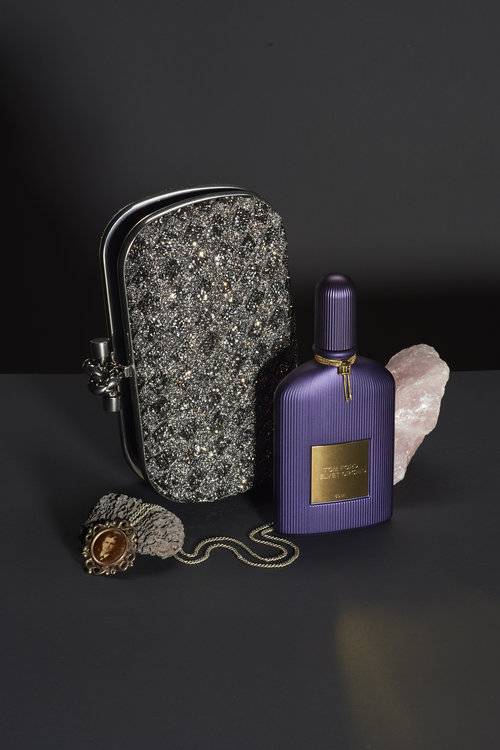Veske: Bottega Veneta Parfyme: Tom Ford