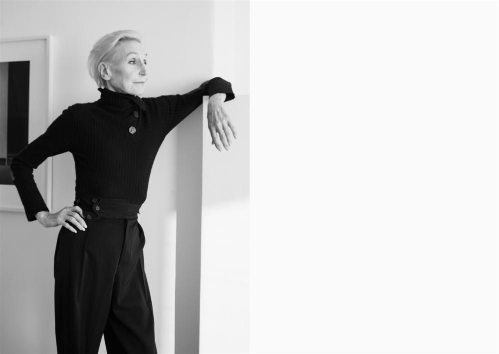 Gensar og bukser frå Jean Paul Gaultier.