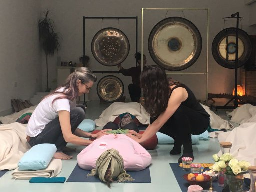 Postnatal retreat at The Well Garden with a taster of the Cerrada