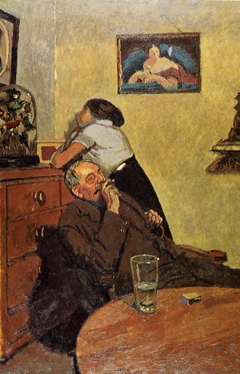 Ennui, by Walter Sickert