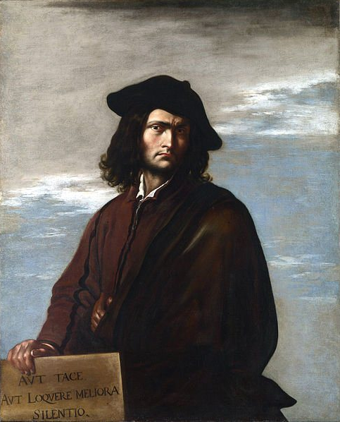 Philosophy, Salvator Rosa