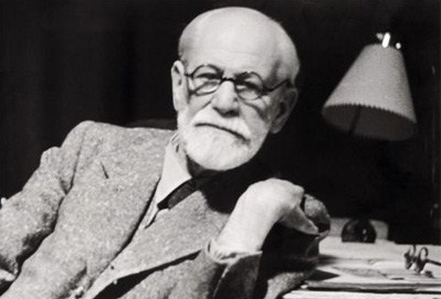 Sigmund Freud (Photo/Sigmund Freud Museum)