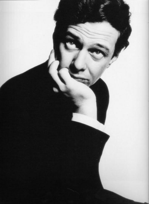 Brian Epstein by David Bailey