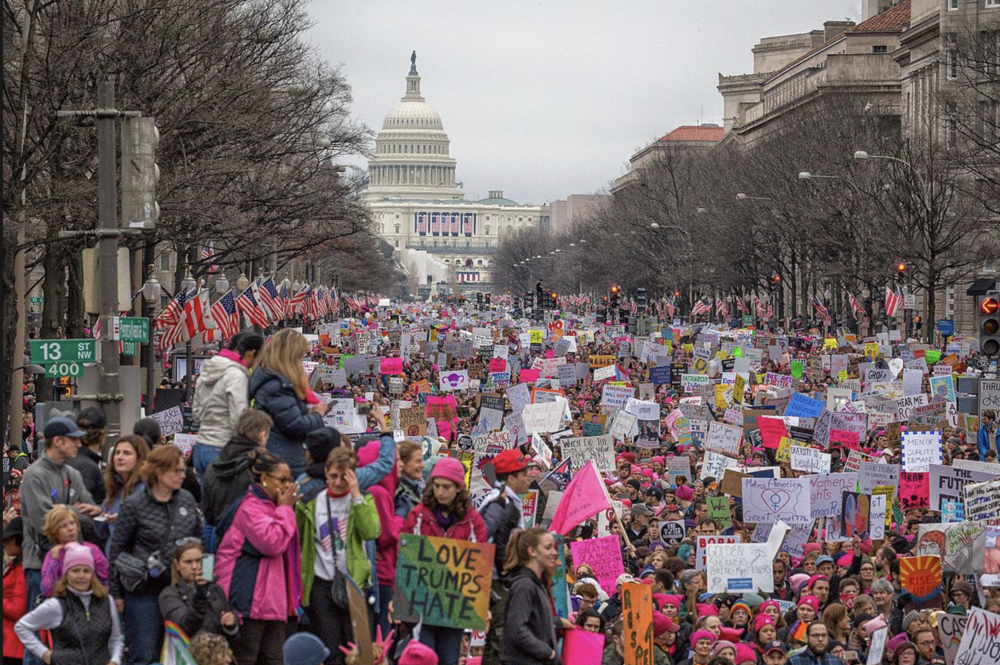 2017 Washington Women's March