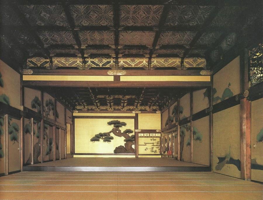 Kuroshoin (Inner Audience Chamber) Nijō Castle
