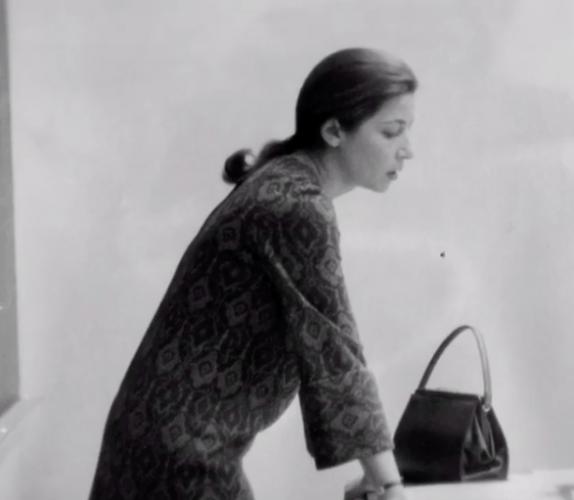 Ruth Bader Ginsburg At work