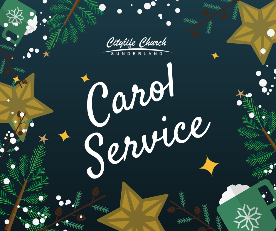 Carol Service - CHRISTMAS ISN'T CHRISTMAS UNTIL IT HAPPENS IN YOUR HEART!!