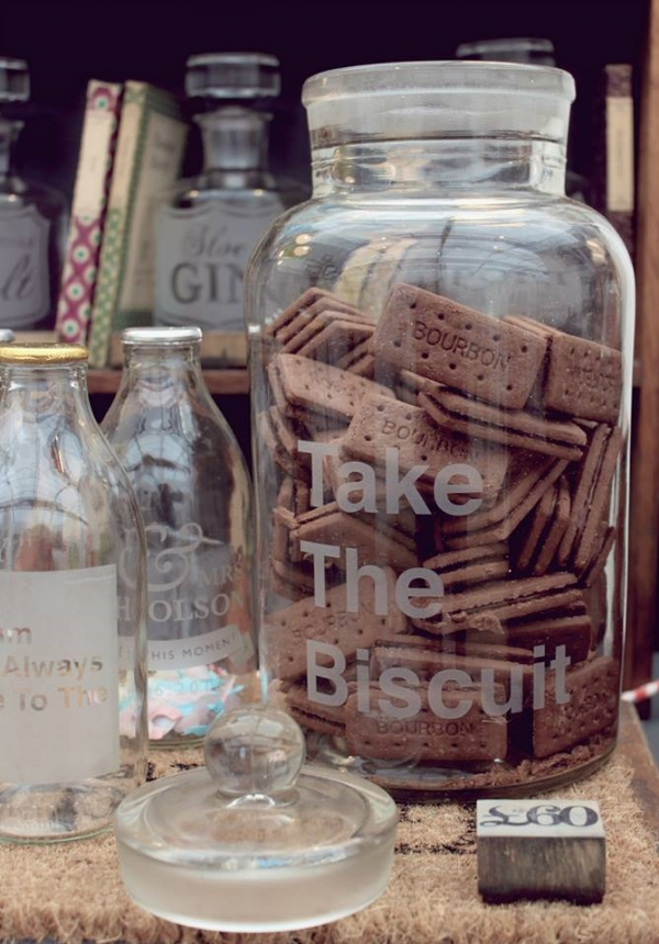 [Vinegar&brownpaper] goodies. There's a bit of a Bourbon biscuit theme on this post isn't there.