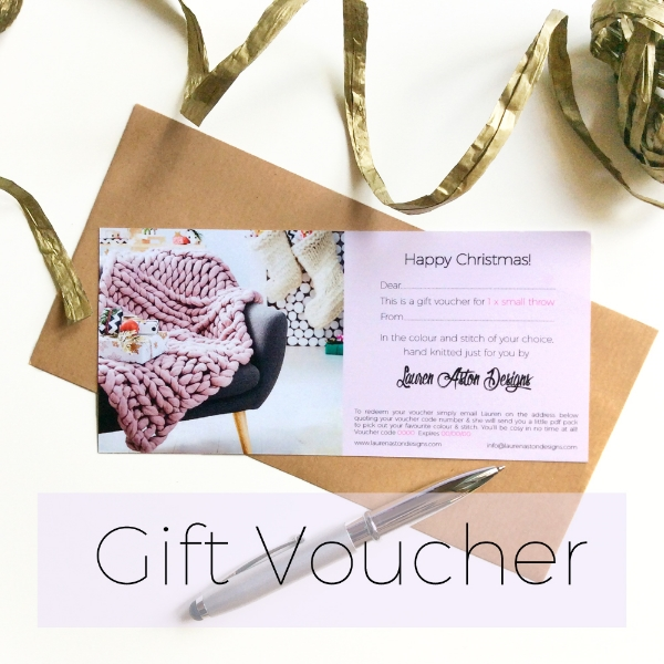 Lauren Aston Designs Voucher