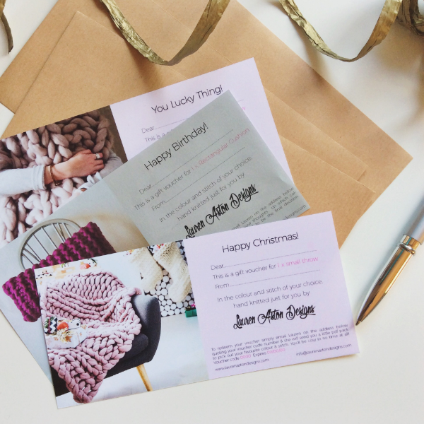 Lauren Aston Designs Gift Voucher