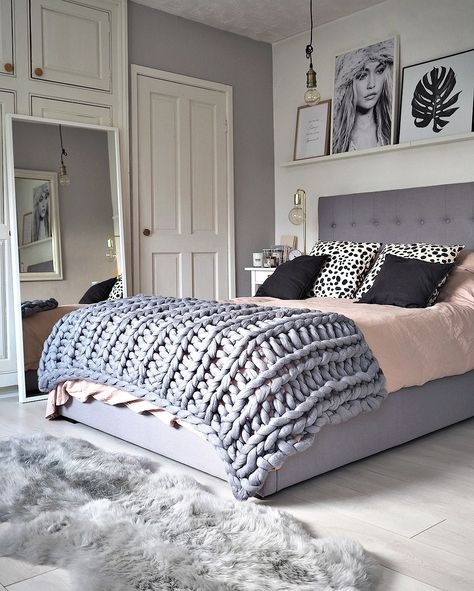 Lust Living Scandinavian Bedroom