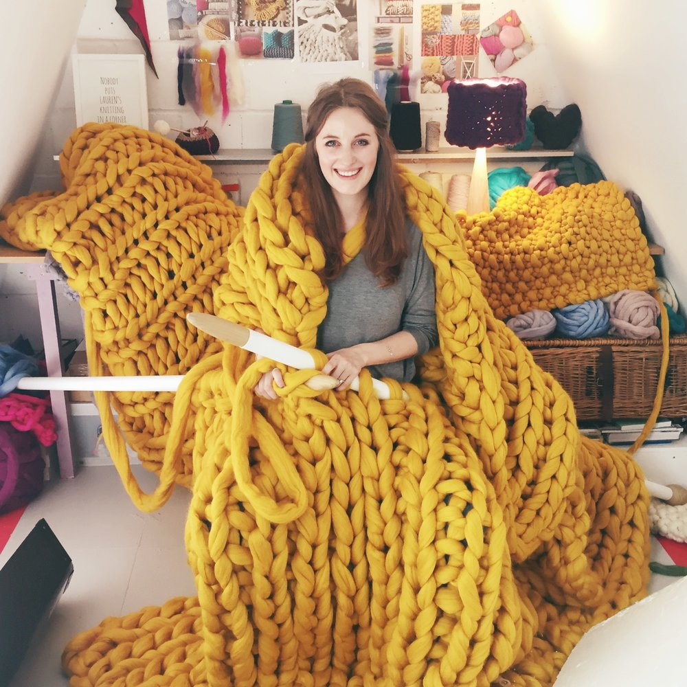 Lauren Aston Knitting