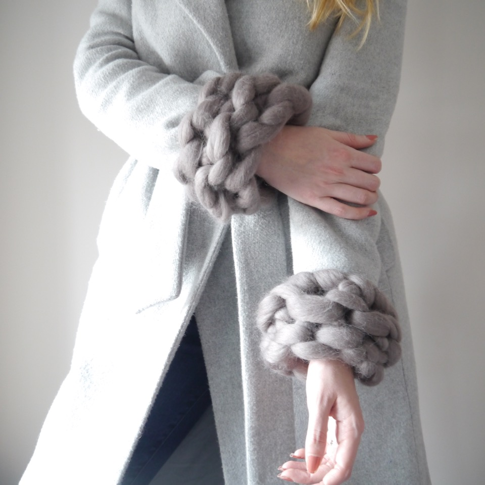 Super Chunky Knit Lauren Aston