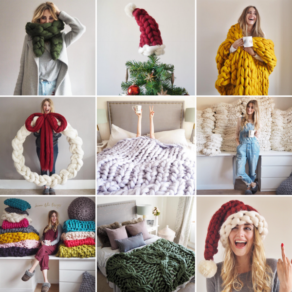 2017 Best nine images on Instagram - Lauren Aston Designs