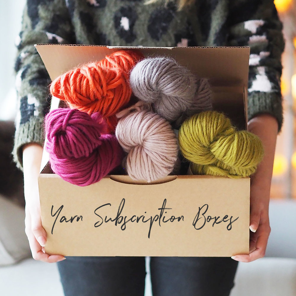 Yarn Subscription Lauren Aston Designs