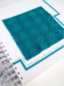 Knitwear marketing package