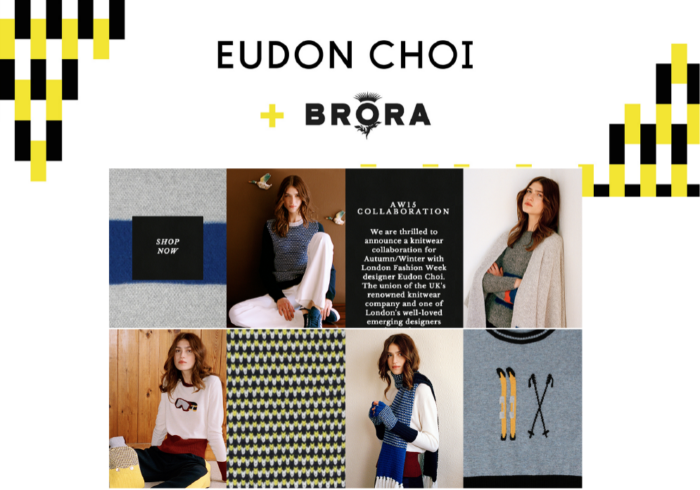 Eudon Choi + Brora