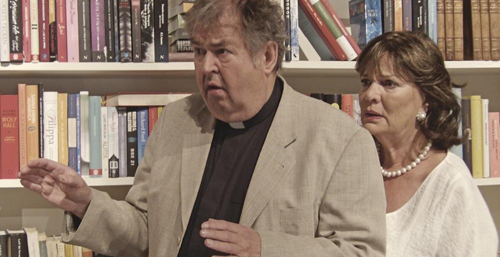 Michael Segerström och  Anki Lidén