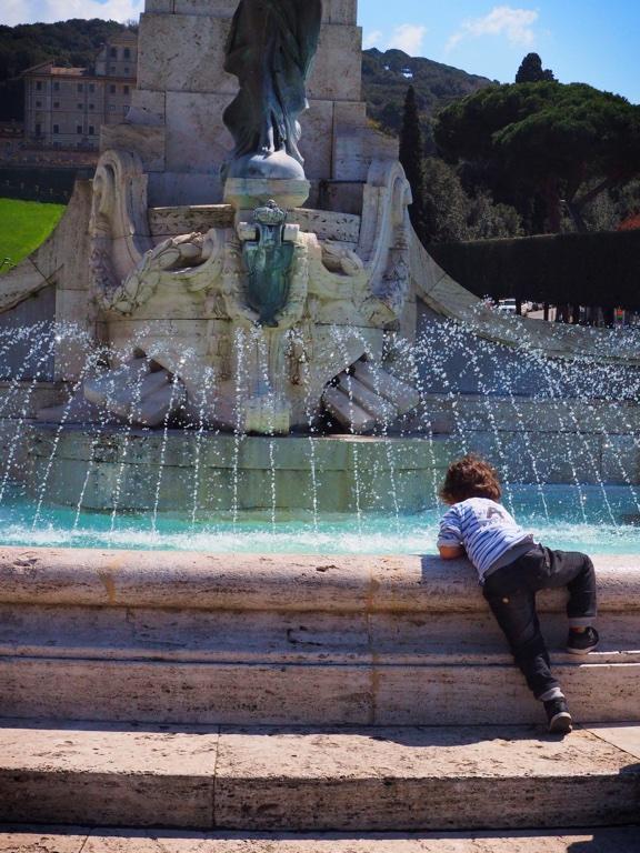 Frascati Fountain