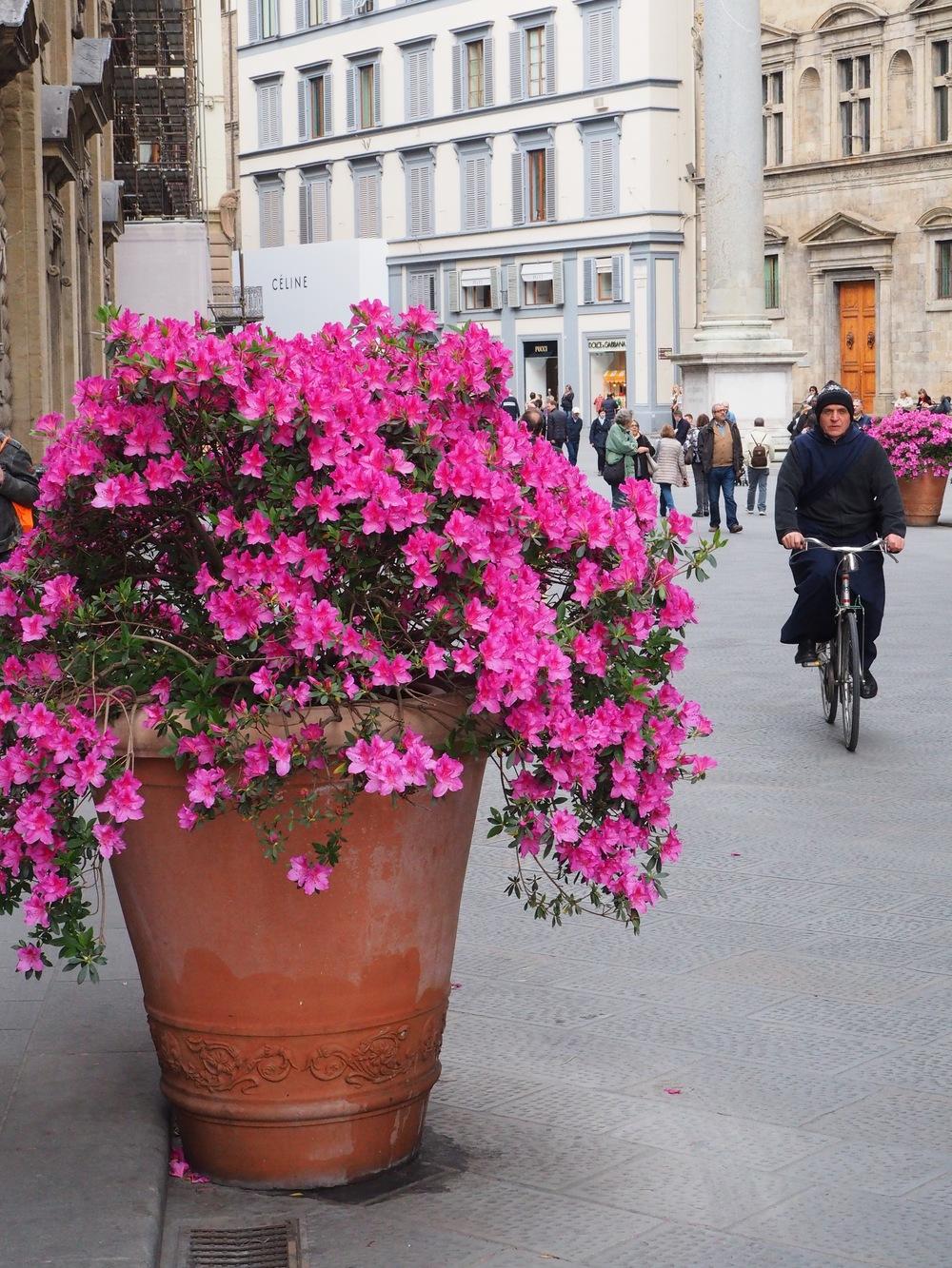 Via De Tornabuoni, Florence