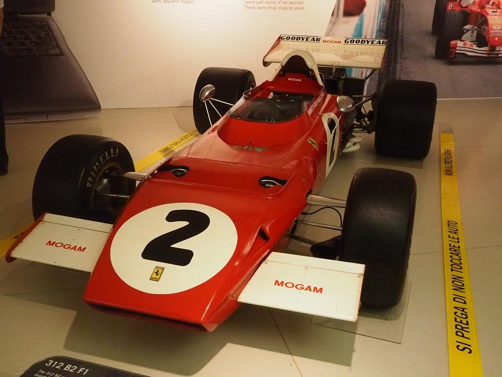 Ferrari racing 2