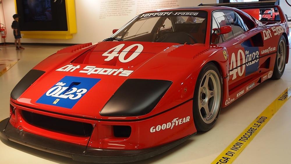 F40 Racing Ferrari