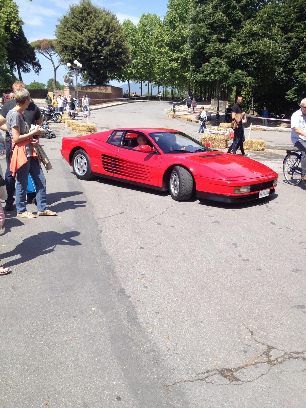 Testarossa Ferrari