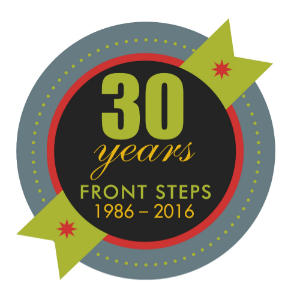 Front Steps_30 year logo.jpg