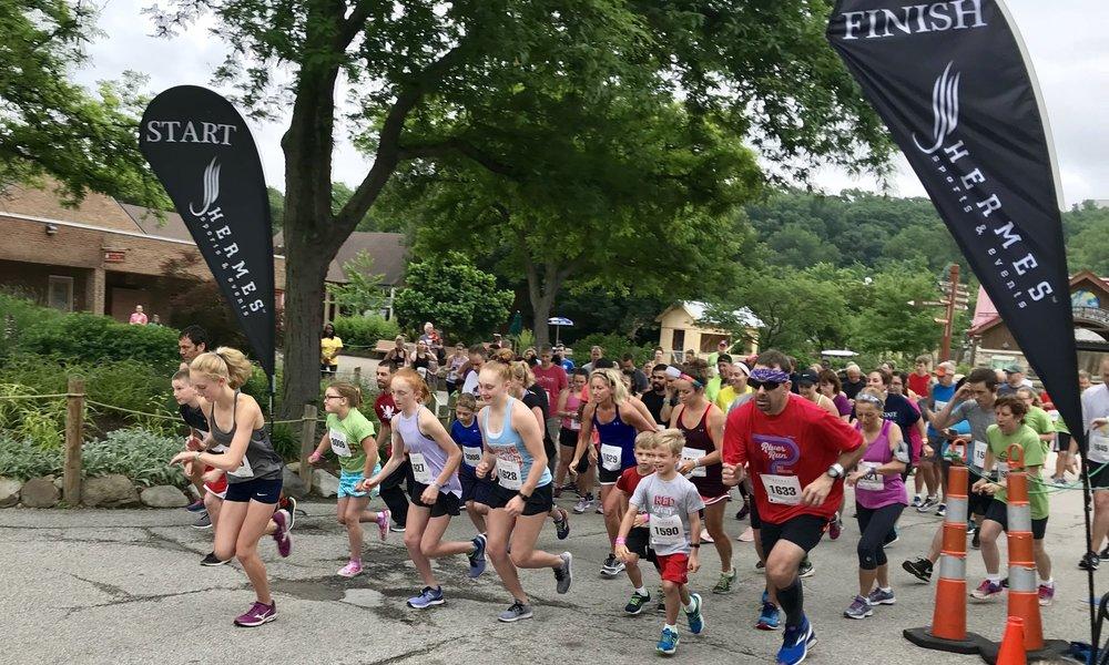 Run/Walk for Home 5K