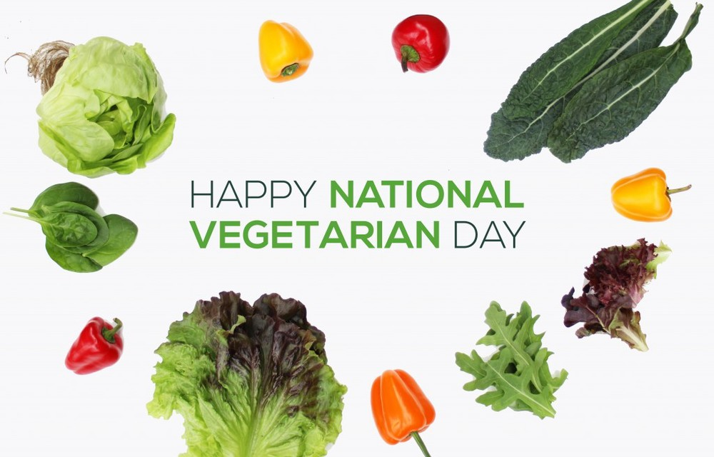 Freight Farms National Vegetarian Day