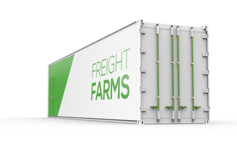 Freight Farms Leafy Green Machine
