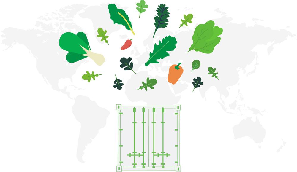 Freight Farms Farming Network