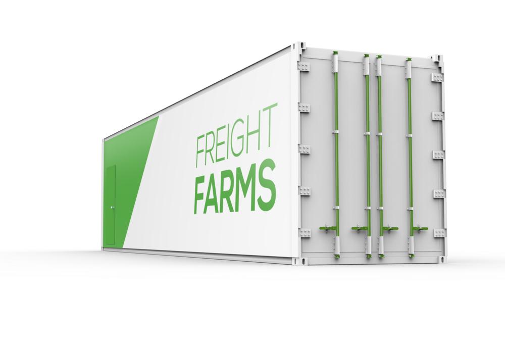 Freight Farms Leafy Green Machine
