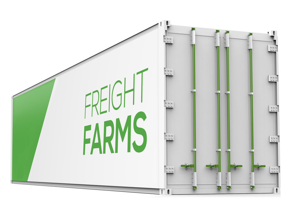 Image result for freight farms