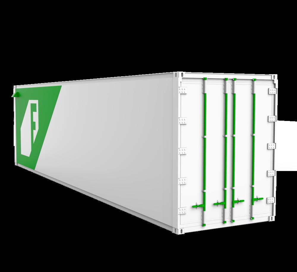 2018 Leafy Green Machine™