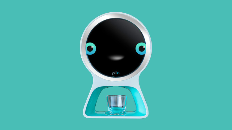 Pillo - Your Personal Home Healthcare Robot