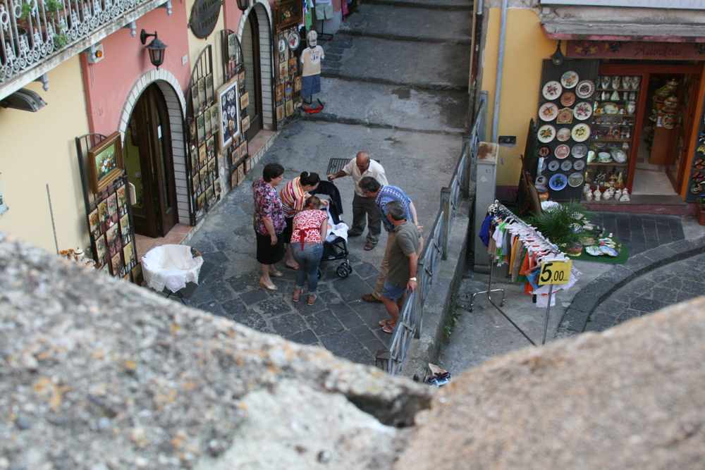 Lanes of Pizzo