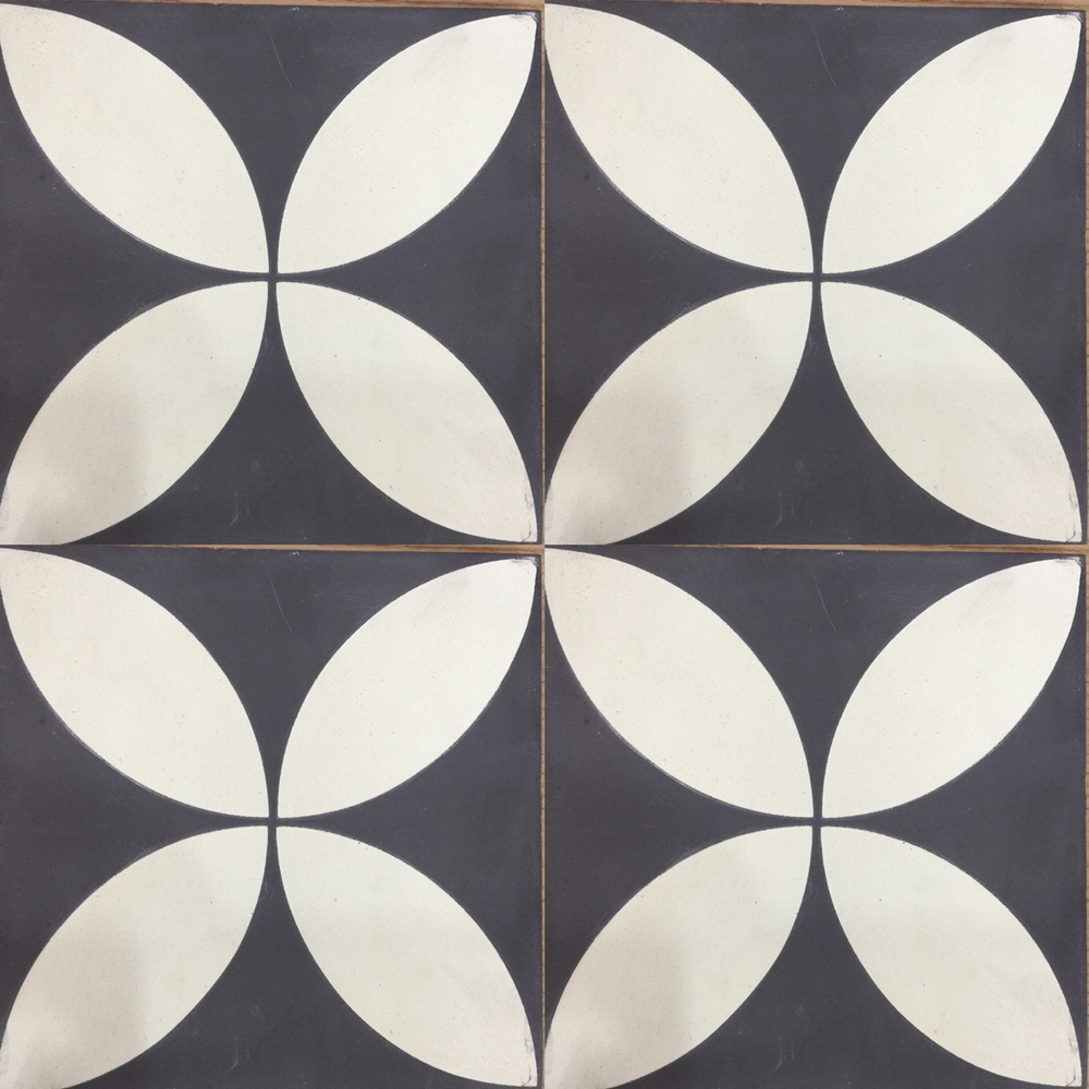 2 color 1 tile pattern